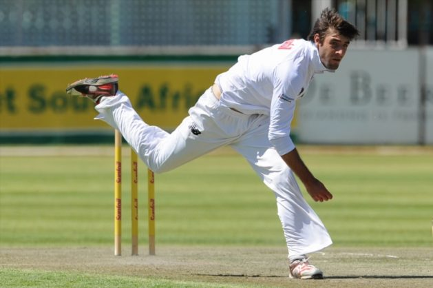 Duanne Olivier, the newest member of the Proteas Test squad. Photo: Gallo Images.