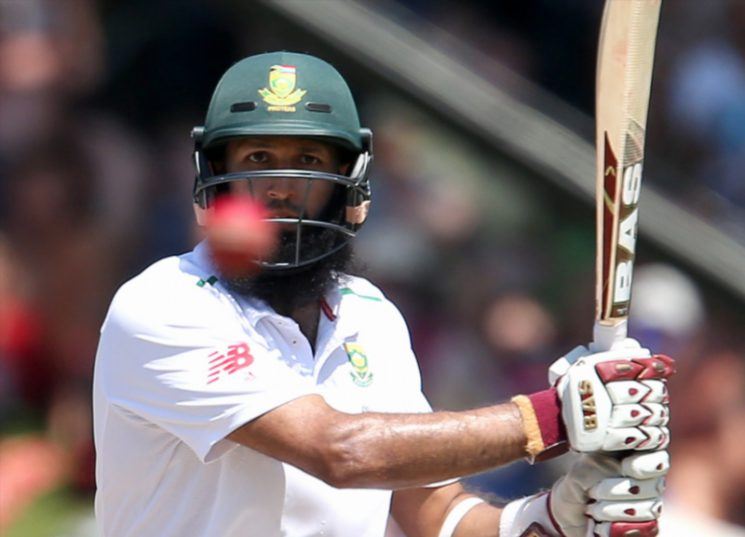 The classiest man on any cricket field: Hashim Amla. Photo: Carl Fourie/Gallo Images.