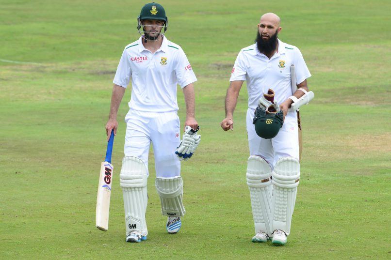 Stephen Cook says Hashim Amla has played a big role in his late-blooming Proteas career. Photo: Lee Warren/Gallo Images.