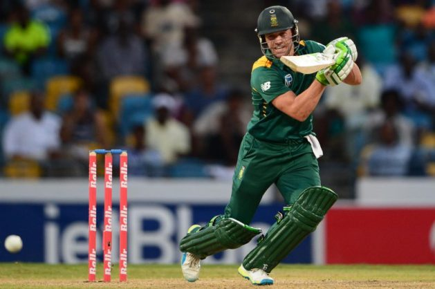 There are a few signs that AB de Villiers only wants to concentrate on  one-day cricket. Photo: Lee Warren/Gallo Images.