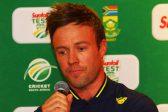 AB de Villiers, unconvincingly, says he's not giving up Tests