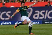 Springbok fans haven't seen the last of Morne Steyn … yet