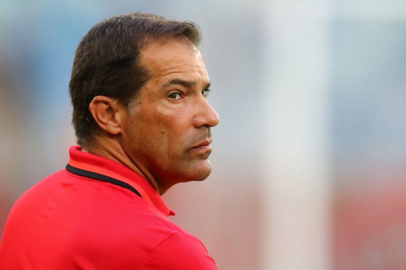 New Maritzburg United coach Roger de Sa (Photo by Anesh Debiky/Gallo Images)