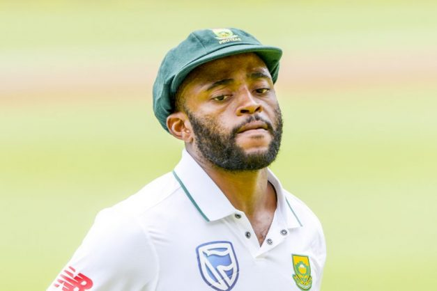 There's trouble in paradise for the underperforming Temba Bavuma. Photo: Sydney Seshibedi/Gallo Images.