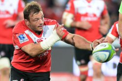 Miracle man Julian Redelinghuys won't play Super Rugby