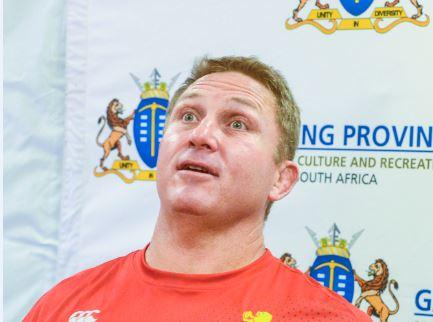 Johan Ackermann is staying put. Photo: Sydney Seshibedi/Gallo Images.