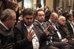 Syria rebels, regime enter first day of talks in Astana
