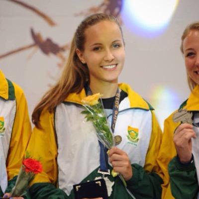 Juliana Barrett didn't go to the Rio Olympics despite qualifying. Photo: Twitter