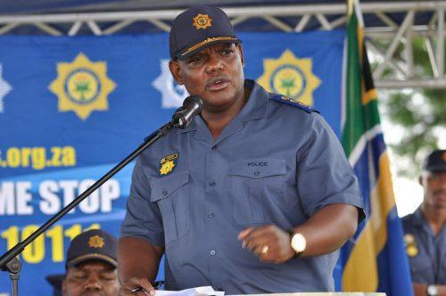 Former acting national police commissioner Lieutenant-General Khomotso Phahlane. Photo: ANA
