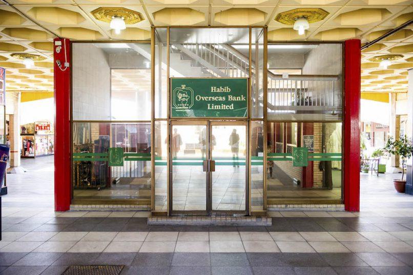Habib Overseas Bank - oriental plaza fordsburg  - Photo Delwyn Verasamy