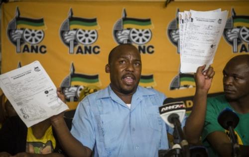 Brian Molefe sworn in as an ANC MP