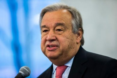 UN chief: Humanity can benefit and learn from Africa