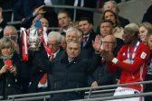 Emotional Mourinho hails United's Wembley glory