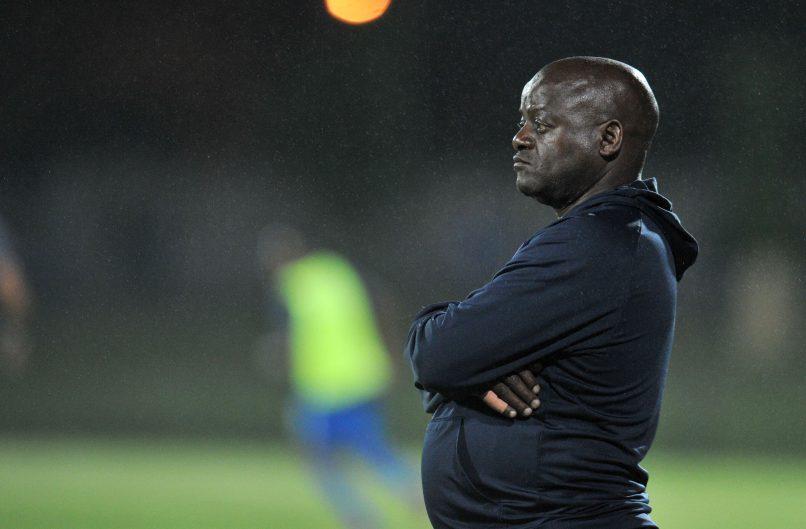 Dan Malesela, coach of Chippa United (Muzi Ntombela/BackpagePix)