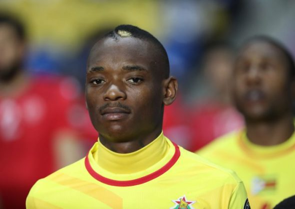 Khama Billiat (Gavin Barker/BackpagePix)
