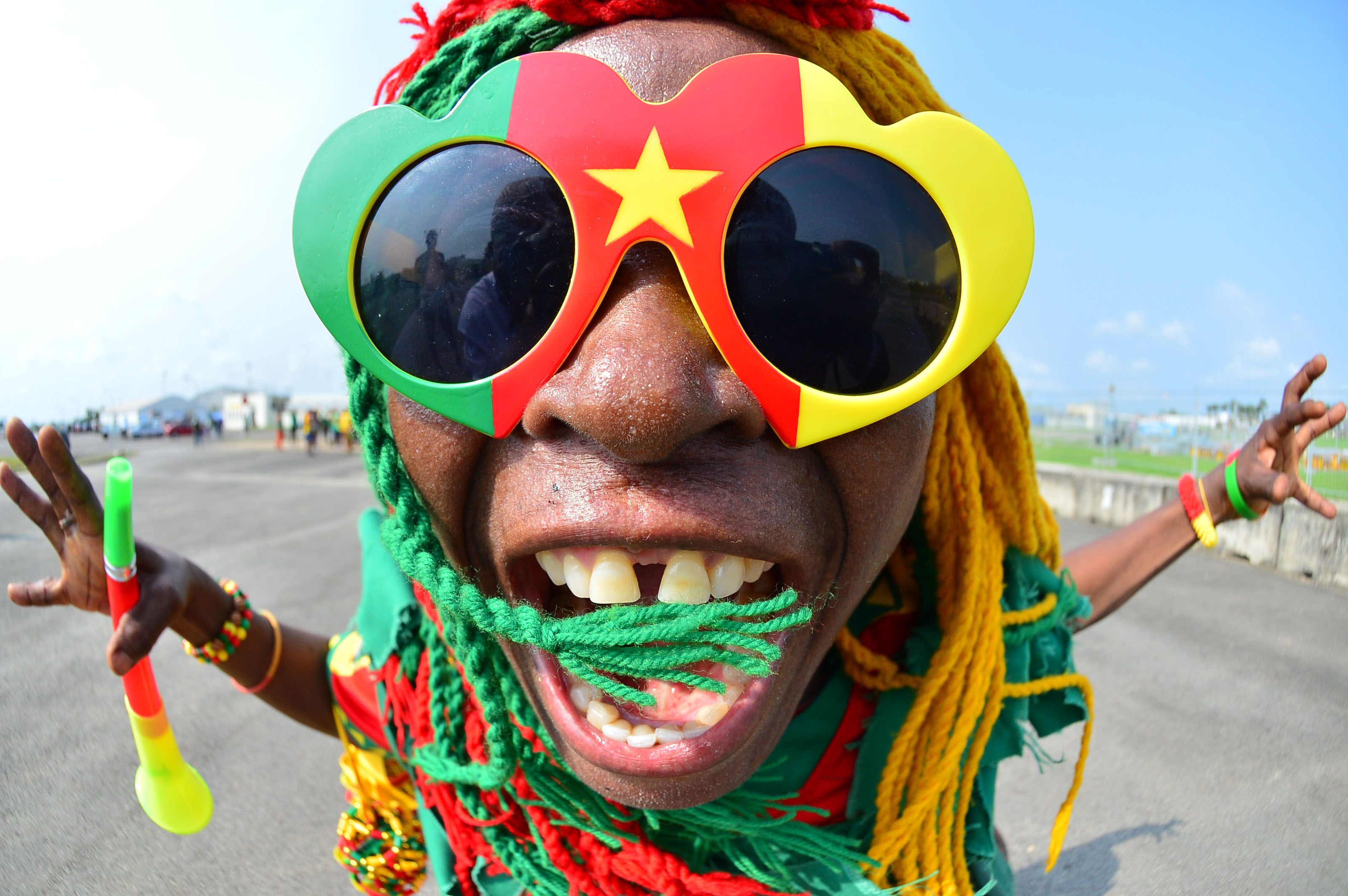 GALLERY: Cameroon win Afcon 2017