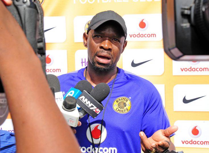 Head coach Steve Komphela of Kaizer Chiefs (Aubrey Kgakatsi/BackpagePix)