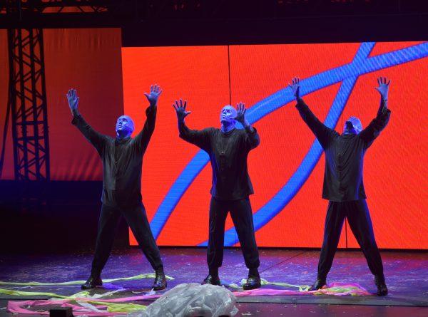 GALLERY: Blue Man Group