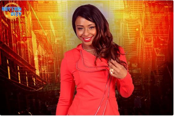 Boity joins Rhythm City. Picture: Twitter.
