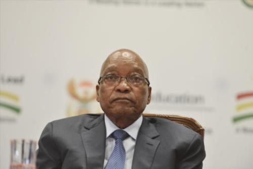 President Jacob Zuma. (Photo by Gallo Images / Thapelo Maphakela)