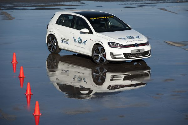 How to drive like a defensive whiz at the Volkswagen Driving Academy