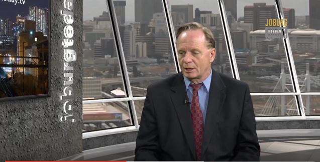 Former Joburg MMC for Environment and Infrastructure, Anthony Still.
