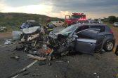 One dead, three seriously injured in N12 Fochville car crash