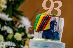 Mugabe feted at lavish 93rd birthday party