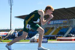 Kusche sets SA junior best in boy's 1 000m