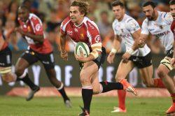 Rohan Janse van Rensburg wants to lead the Lions' dream