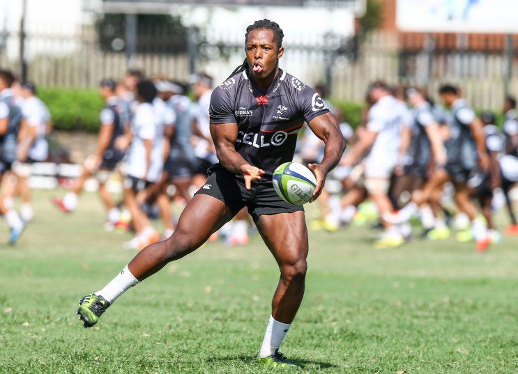 They call me Lomu: Sibusiso Nkosi. Photo: Steve Haag/Gallo Images.