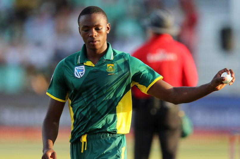 Kagiso Rabada: bowling too many overs? Photo: Anesh Debiky/Gallo Images.