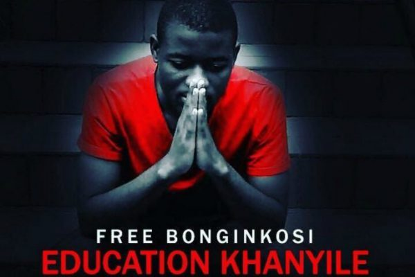 Students march in Durban to demand release of slingshot student