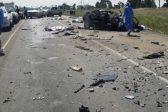 Seven killed in R34 collision