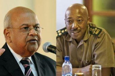 Moyane, Gordhan told to 'stop behaving like children'