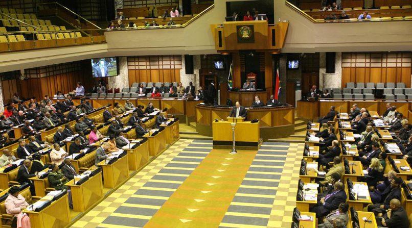 Parliament file picture