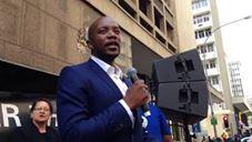 File picture: Democratic Alliance (DA) leader Mmusi Maimane.