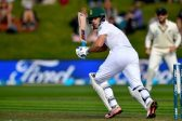 Stephen Cook's drought will end soon, says Dean Elgar