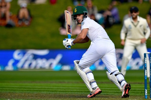 Stephen Cook needs runs urgently. Photo: Marty Melville/AFP.
