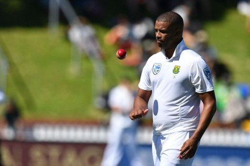 Vernon Philander . Photo: Marty Melville/AFP.