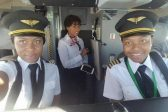 Sisters take to the skies as Malawi women crew makes history