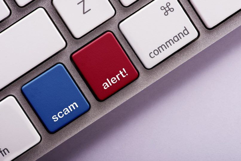 File picture:  Nigeria is in the top three of the world's worst cybercrime perpetrators. Shutterstock