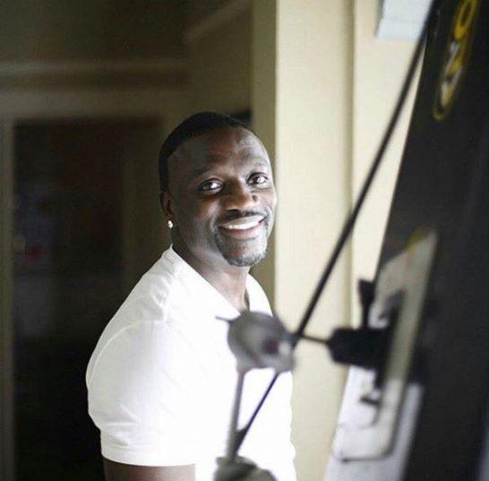 Rapper Akon. Picture: Instagram.