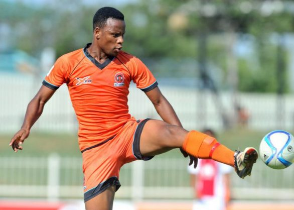 Thobani Mncwango of Polokwane City (Samuel Shivambu/BackpagePix)