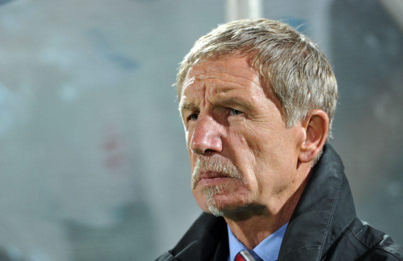 Stuart Baxter coach of Supersport United (Muzi Ntombela/BackpagePix)