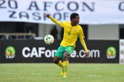 Ex-Bafana forward reaches out to Meyiwa