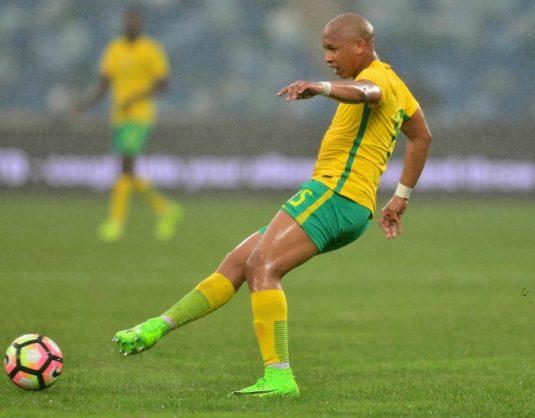 Andile Jali of South Africa (Samuel Shivambu/BackpagePix)