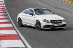 Mercedes-AMG sportiest C-Class Coupe tested