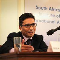 Former Department of Social Development director general Zane Dangor. Picture: Facebook via South African Institute of International Affairs (SAIIA)