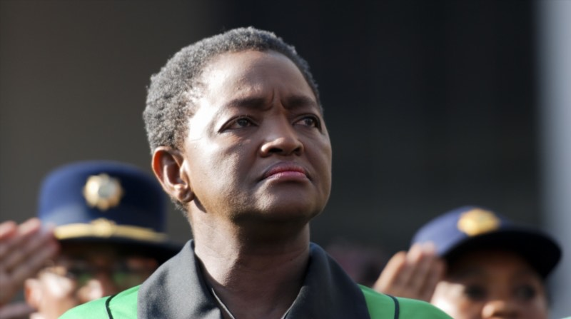 African National Congress Women's League (ANCWL) President Bathabile Dlamini during the national Women's Day celebrations at the Union Buildings on August 09, 2016 in Pretoria, South Africa. August 09, 2016 marks the 60th anniversary of the historic 1956 Women's March on the Union Buildings against the discriminatory pass laws. Picture: Gallo Images
